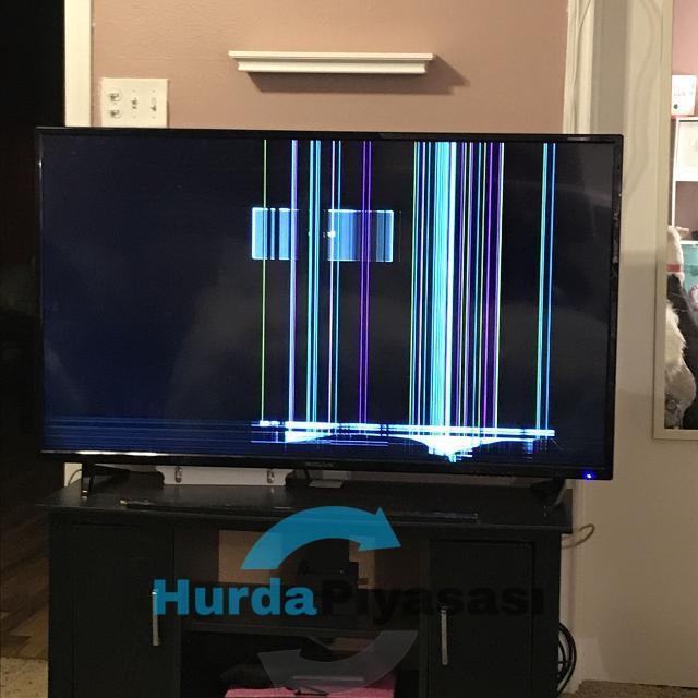 Paneli Kırık Tv Alınır