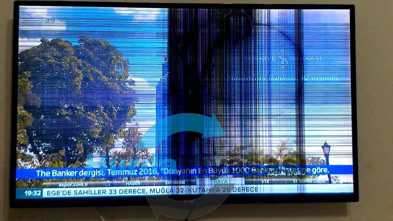 Kırık Led Tv Fiyatları